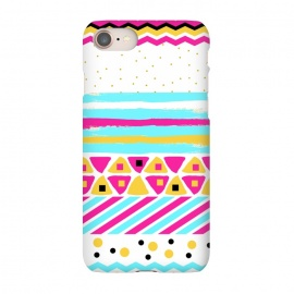 iPhone 8/7  Tribal Fantasy by Allgirls
