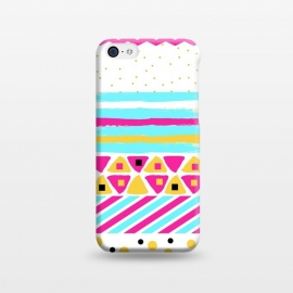 iPhone 5C  Tribal Fantasy by Allgirls