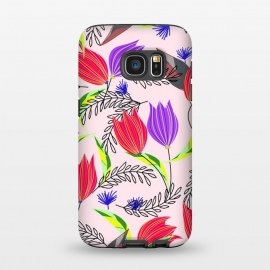 Galaxy S7  Floral Paradise by Allgirls