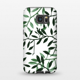 Galaxy S7  Botanical Leaves by Allgirls
