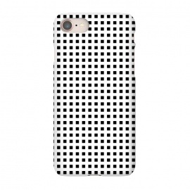 iPhone 8/7  Square Dots by Caitlin Workman