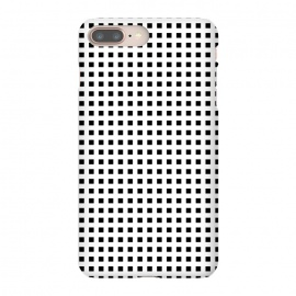 iPhone 8/7 plus  Square Dots by Caitlin Workman