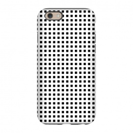 iPhone 6/6s  Square Dots by Caitlin Workman