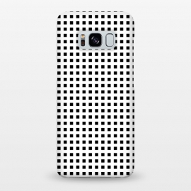 Galaxy S8+  Square Dots by Caitlin Workman