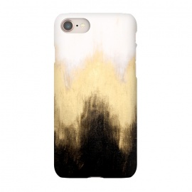 iPhone 8/7  Metallic Abstract by Caitlin Workman