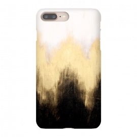 iPhone 8/7 plus  Metallic Abstract by Caitlin Workman