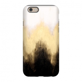 iPhone 6/6s  Metallic Abstract by Caitlin Workman