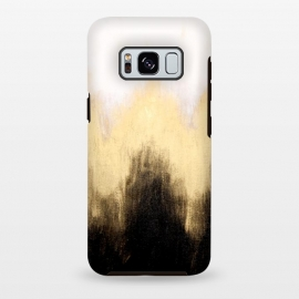 Galaxy S8 plus  Metallic Abstract by