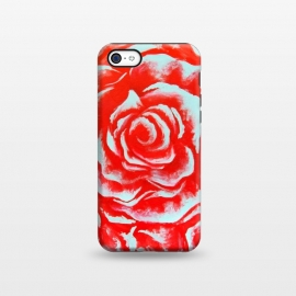 iPhone 5C  Rosettes by Caitlin Workman