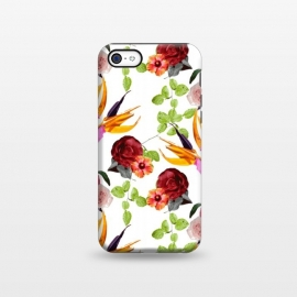 iPhone 5C  Chaman Garden by Zala Farah