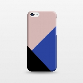 iPhone 5C  Color Block  by Caitlin Workman