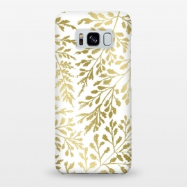 Galaxy S8+  Foliage Gold by Caitlin Workman