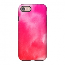 iPhone 7  Watercolor Pink by Caitlin Workman