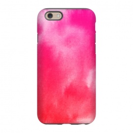 iPhone 6/6s  Watercolor Pink by Caitlin Workman
