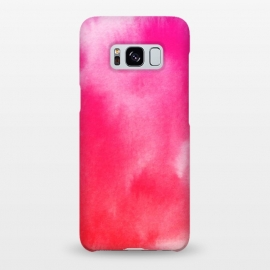 Galaxy S8+  Watercolor Pink by Caitlin Workman