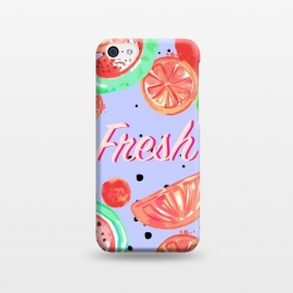 iPhone 5C  Fresh Fruits by MUKTA LATA BARUA