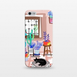 iPhone 5/5E/5s  Cat in my Room by