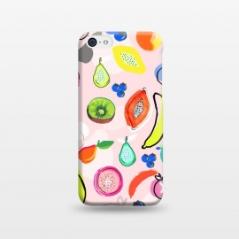 iPhone 5C  Fruit Crush by MUKTA LATA BARUA