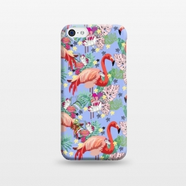 iPhone 5C  Flamingo Land 2 by MUKTA LATA BARUA