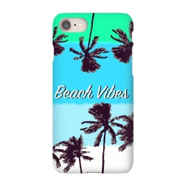iPhone 8/7  Beach Vibes blue by MUKTA LATA BARUA