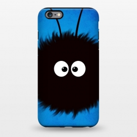iPhone 6/6s plus  Blue Cute Dazzled Bug Character by Boriana Giormova