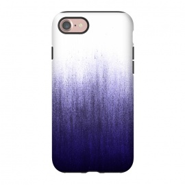 iPhone 8/7  Lavender Ombre by Caitlin Workman (abstract, ombre, lavender, purple,pattern, chic)