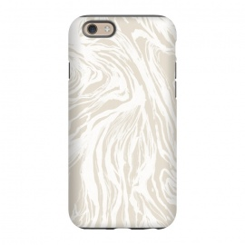 iPhone 6/6s  Nude Marble by Caitlin Workman
