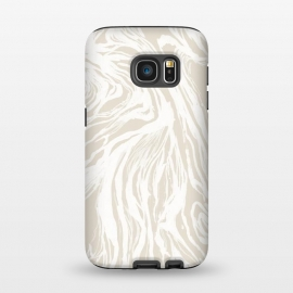 Galaxy S7  Nude Marble by Caitlin Workman