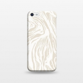 iPhone 5C  Nude Marble by Caitlin Workman