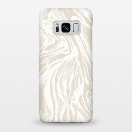 Galaxy S8+  Nude Marble by Caitlin Workman