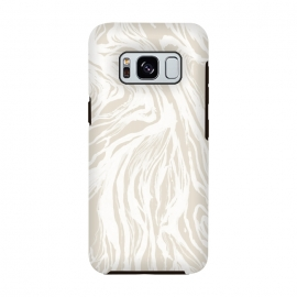 Galaxy S8  Nude Marble by Caitlin Workman