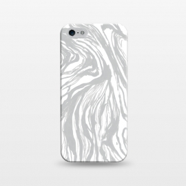 iPhone 5/5E/5s  Gray Marble by Caitlin Workman