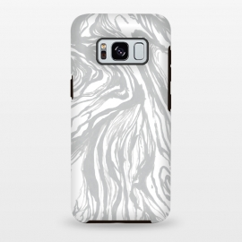 Galaxy S8 plus  Gray Marble by