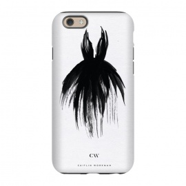 iPhone 6/6s  Little Black Dress by Caitlin Workman