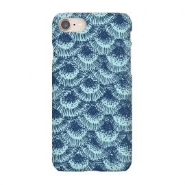 iPhone 8/7  Organic Burst Seafoam by Caitlin Workman