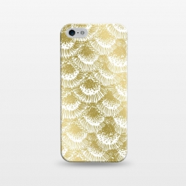 iPhone 5/5E/5s  Organic Burst Gold by Caitlin Workman