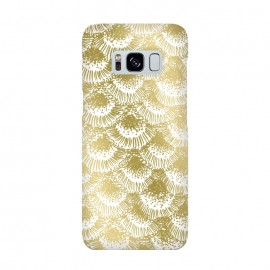 Galaxy S8  Organic Burst Gold by Caitlin Workman
