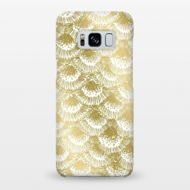Galaxy S8+  Organic Burst Gold by Caitlin Workman