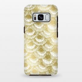 Galaxy S8 plus  Organic Burst Gold by