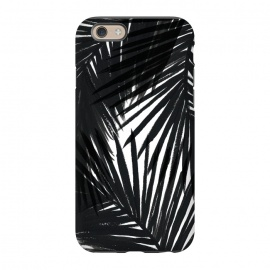 iPhone 6/6s  Black Palms by Caitlin Workman