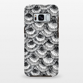 Galaxy S8+  Organic Burst Black by Caitlin Workman