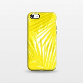 iPhone 5C  Yellow Palms by Caitlin Workman