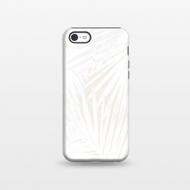 iPhone 5C  Blush Palms by Caitlin Workman