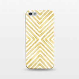 iPhone 5/5E/5s  Gilded Bars by Caitlin Workman