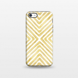 iPhone 5C  Gilded Bars by Caitlin Workman