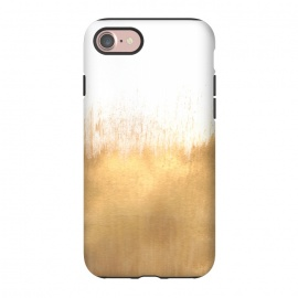 iPhone 8/7  Brushed Gold by Caitlin Workman