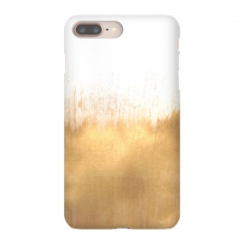 Brushed Gold by Caitlin Workman (gold, metallic, brushed, painting, modern, minimal,chic, fashion,style, feminine, girly,trendy, luxury)