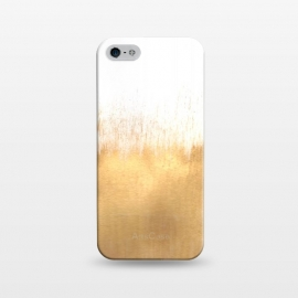 iPhone 5/5E/5s  Brushed Gold by