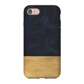 iPhone 8/7  Velvet and Gold by Caitlin Workman
