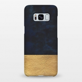 Galaxy S8+  Velvet and Gold by Caitlin Workman